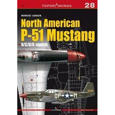 North american p-51 mustang - b/c/d/k models (Pocket, 2015)