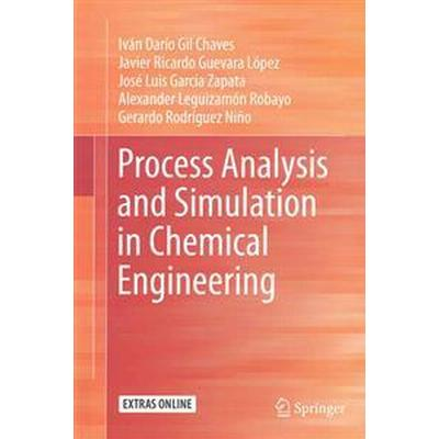 Process Analysis and Simulation in Chemical Engineering (Inbunden, 2015)