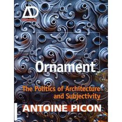 Ornament: The Politics of Architecture and Subjectivity (Häftad, 2013)