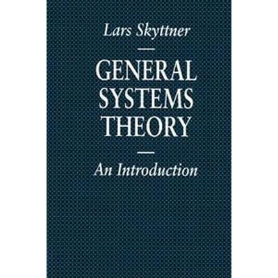 General Systems Theory: An Introduction (Häftad, 1996)