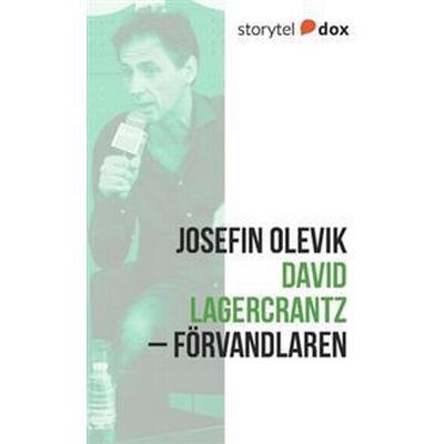 David Lagercrantz – Förvandlaren (Häftad, 2017)