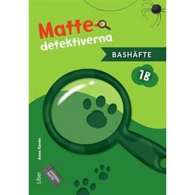 Mattedetektiverna 1B Bashäfte, 5-pack (Häftad, 2015)