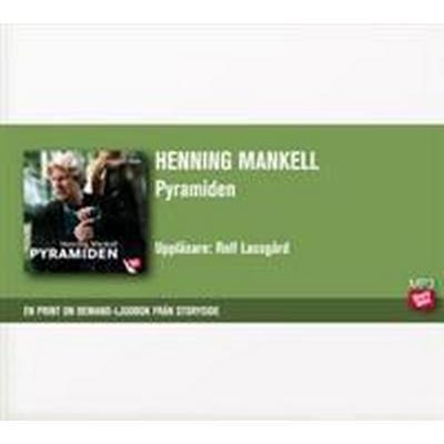 Pyramiden (Ljudbok MP3 CD, 2011)