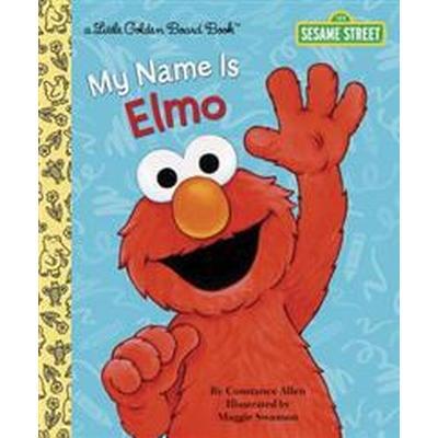 My Name is Elmo (Kartonnage, 2016)