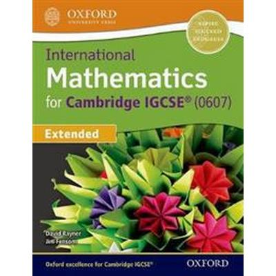 International Maths for Cambridge IGCSE Student Book (Övrigt format, 2016)