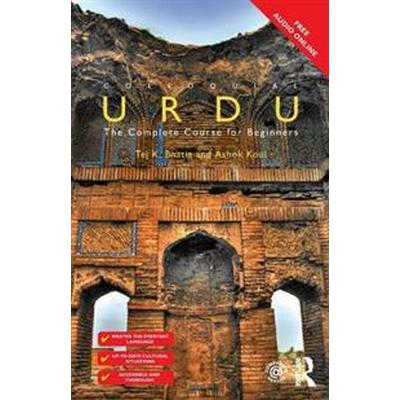 Colloquial Urdu: The Complete Course for Beginners (Häftad, 2015)