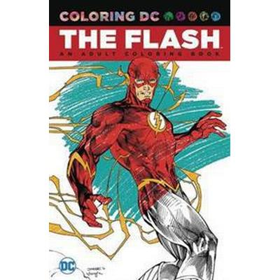 The Flash Adult Coloring Book (Pocket, 2016)
