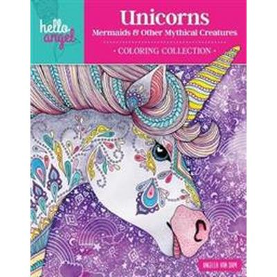 Unicorns, Mermaids & Other Mythical Creatures Coloring Collection (Pocket, 2017)