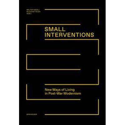 Small Interventions (Inbunden, 2016)