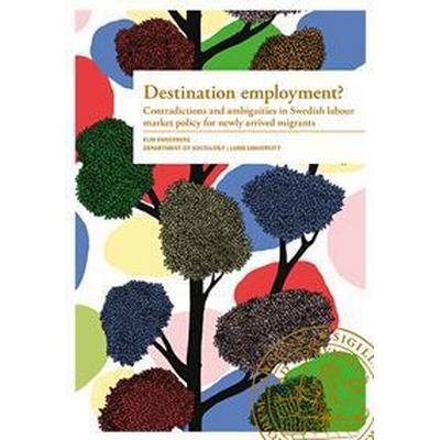 Destination employment? (Häftad, 2017)
