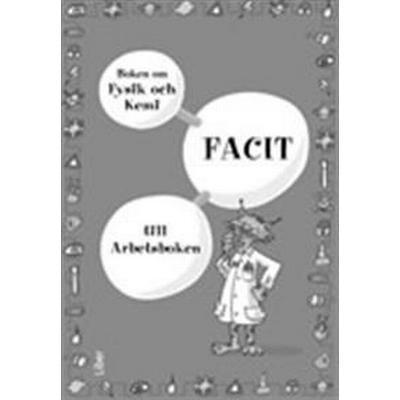 Boken om fysik och kemi Facit 5-pack (Häftad, 2008)