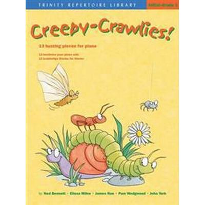 Creepy-Crawlies!: 13 Buzzing Pieces for Piano (, 2004)