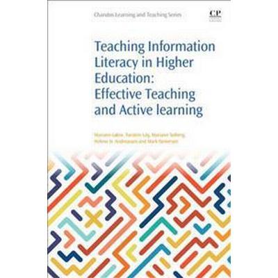 Teaching Information Literacy in Higher Education (Häftad, 2017)