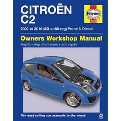 Citroen C2 Petrol and Diesel Owner's Workshop Manual (Häftad, 2015)