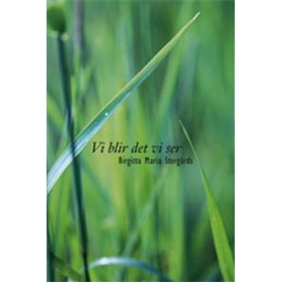 Vi blir det vi ser: kortprosa (Danskt band, 2016)