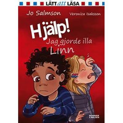 Hjälp! Jag gjorde illa Linn (E-bok, 2016)