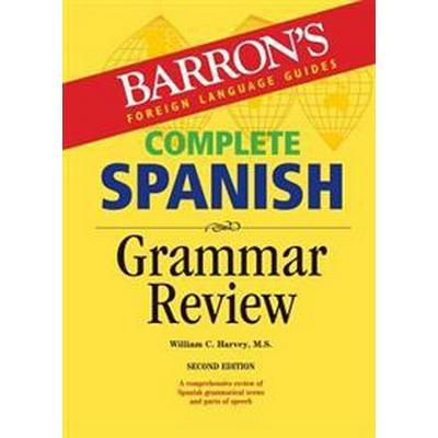 Complete Spanish Grammar Review (Häftad, 2016)