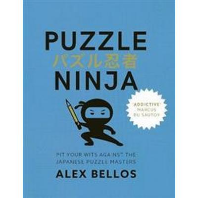 Puzzle Ninja (Häftad, 2017)