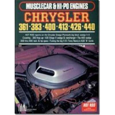 Chrysler 361, 383, 400, 413, 426, 440 (Pocket, 1991)