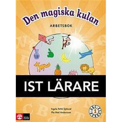ABC-klubben åk 1 Den magiska kulan Arbetsbok IST (Övrigt format, 2014)