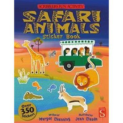 Scribblers Fun Activity Safari Sticker Book (Häftad, 2014)