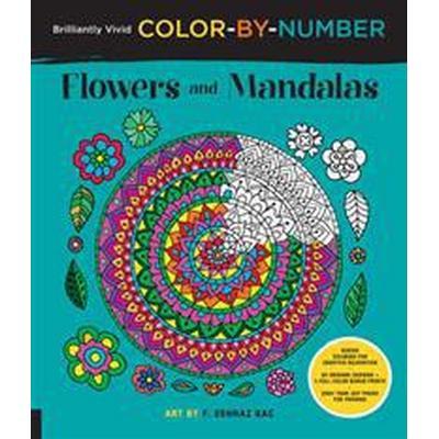 Flowers and Mandalas (Pocket, 2016)