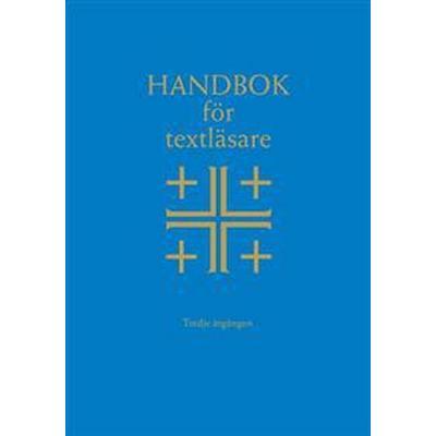 Handbok för textläsare Årg. 3 (Häftad, 2004)