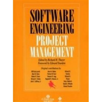 Software Engineering Project Management (Häftad, 1997)