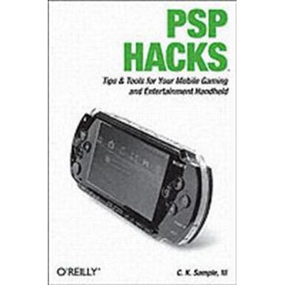 PSP Hacks: Tips & Tools for Your Mobile Gaming and Entertainment Handheld (Häftad, 2006)