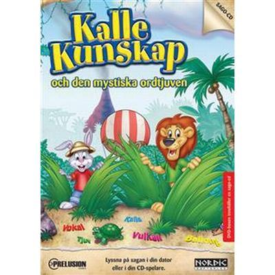 Kalle Kunskap och den mystiska ordtjuven (Ljudbok nedladdning, 2014)