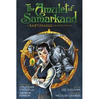 Amulet of Samarkand Graphic Novel (Häftad, 2010)