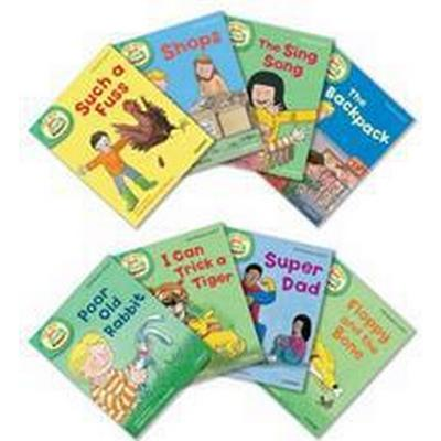 Oxford Reading Tree Read With Biff, Chip, and Kipper: Level 3: Pack of 8 (Övrigt format, 2011)