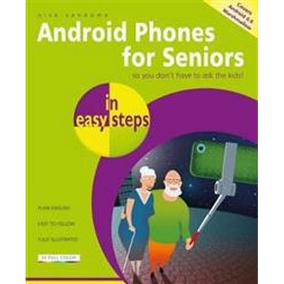 Android Phones for Seniors in Easy Steps (Pocket, 2017)