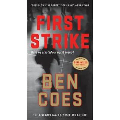 First Strike: A Thriller (Pocket, 2017)
