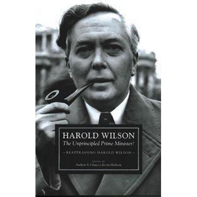 Harold Wilson (Inbunden, 2016)