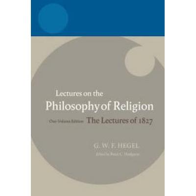 Lectures on the Philosophy of Religion (Pocket, 2006)