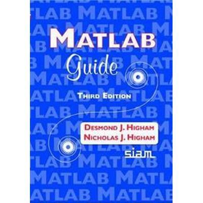 MATLAB Guide (Inbunden, 2016)