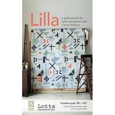 Lilla Quilt Pattern (Pocket, 2017)