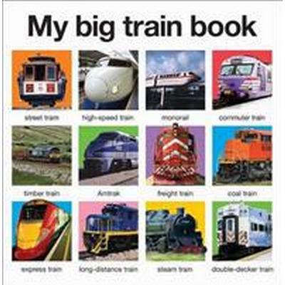 My Big Train Book (Kartonnage, 2015)