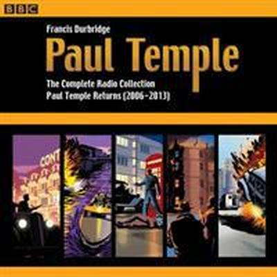 Paul Temple: The Complete Radio Collection: Volume Four (Ljudbok CD, 2017)