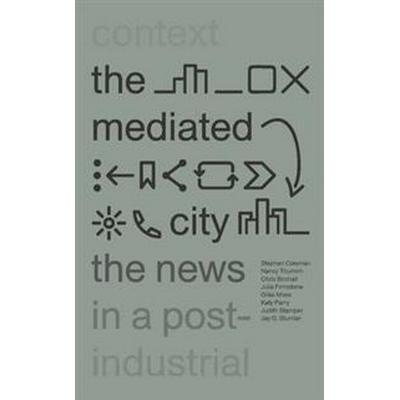 The Mediated City: The News in a Post-Industrial Context (Häftad, 2016)