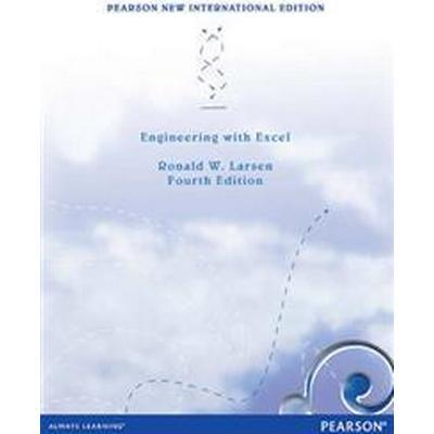Engineering with Excel: Pearson New International Edition (Häftad, 2013)