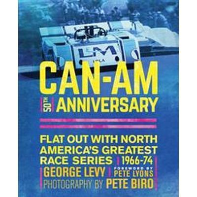 Can-Am 50th Anniversary (Inbunden, 2016)