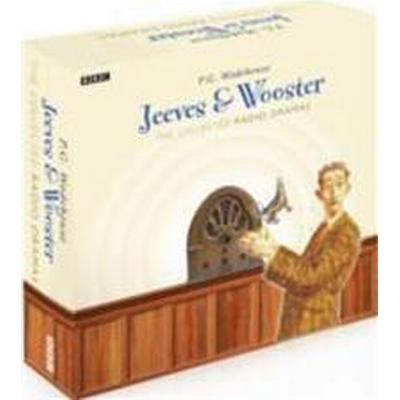 Jeeves & Wooster: The Collected Radio Dramas (Ljudbok CD, 2013)