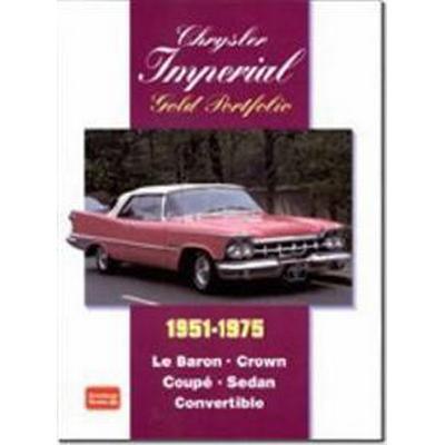 Chrysler Imperial 1951-1975 Gold Portfolio (Pocket, 2004)