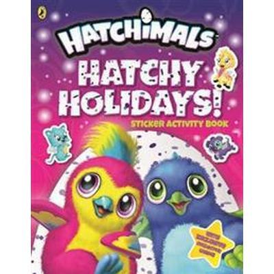 Hatchimals: Hatchy Holidays! Sticker Activity Book (Häftad, 2017)