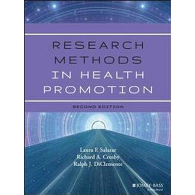 Research Methods in Health Promotion (Häftad, 2015)