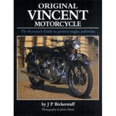 Original Vincent Motorcycle (Inbunden, 2009)