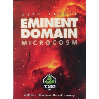 Tasty Minstrel Games Eminent Domain: Microcosm