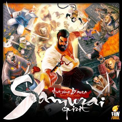 Funforge Samurai Spirit